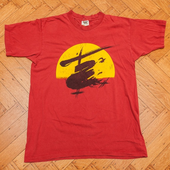Vintage Single Stitch Fall Creek Falls Tennessee T-Shirt SmallXS